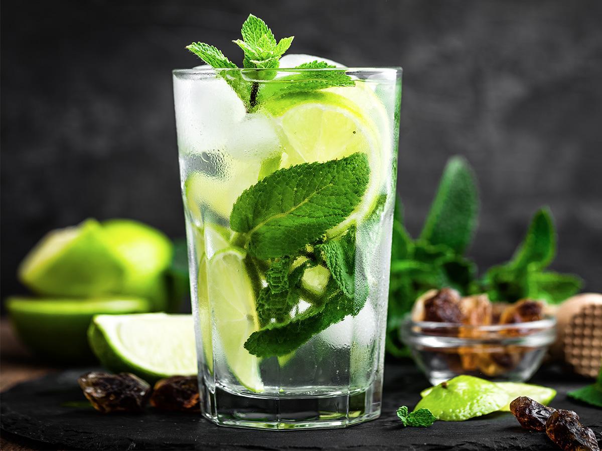 przepisy na drinki z rumem