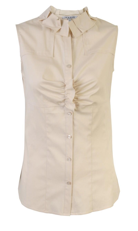 ecru bluzka Molton - wiosna/lato 2011