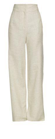 białe spodnie Monnari - wiosna 2011