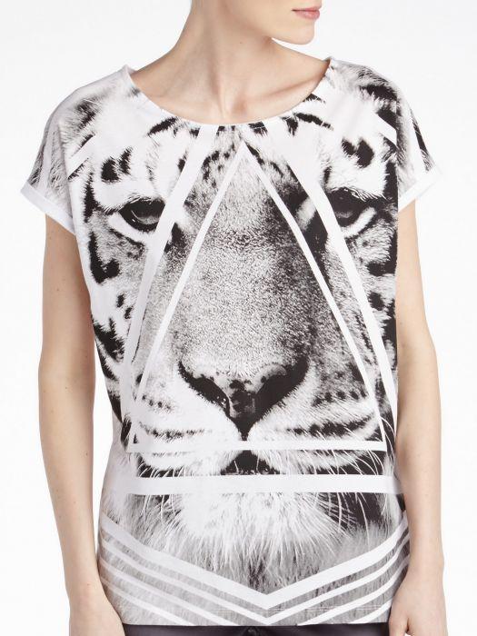 Motyw tygrysa - tygrysia moda