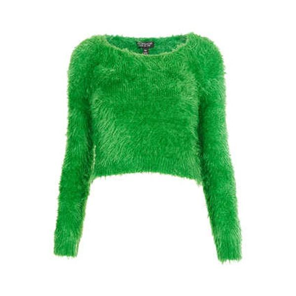 Puszysty sweter Topshop