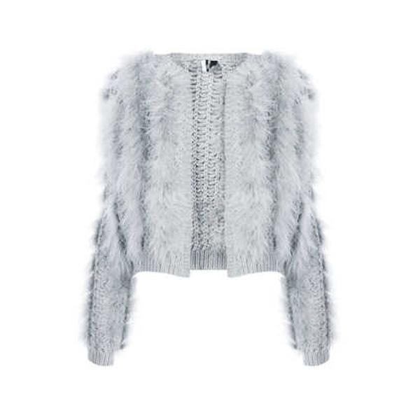 Pluszowy sweter Topshop