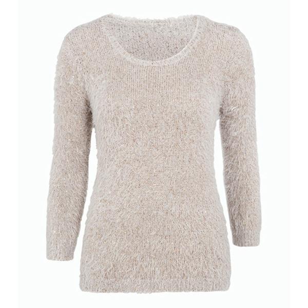 Pluszowy sweter F&F