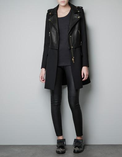 Połączona z płaszczem, Zara, 599 zł
