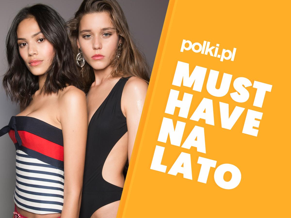 Must-have na lato 2017! 8 rzeczy, które powinna mieć każda modna plażowiczka