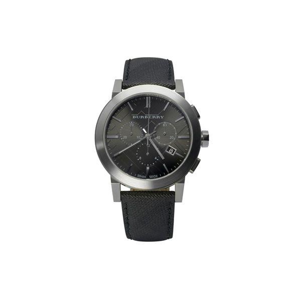 Czarny zegarek Burberry, cena