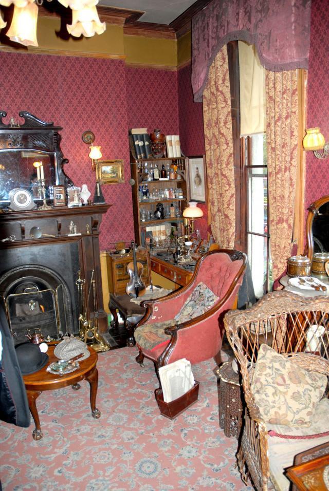 Muzeum Sherlocka Holmesa, Londyn