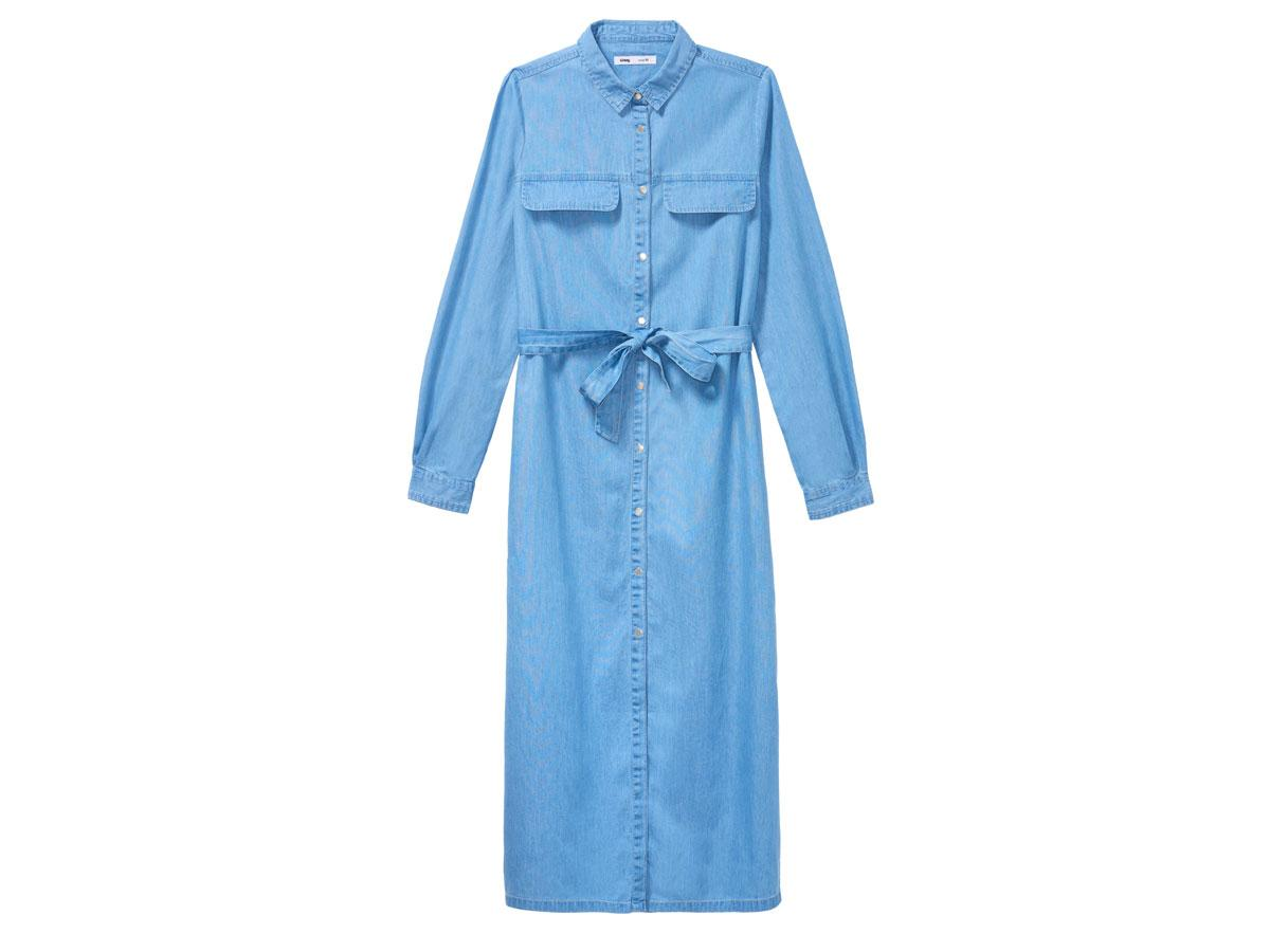 Sukienka koszulowa, Sinsay, cena ok. 79,99 zł