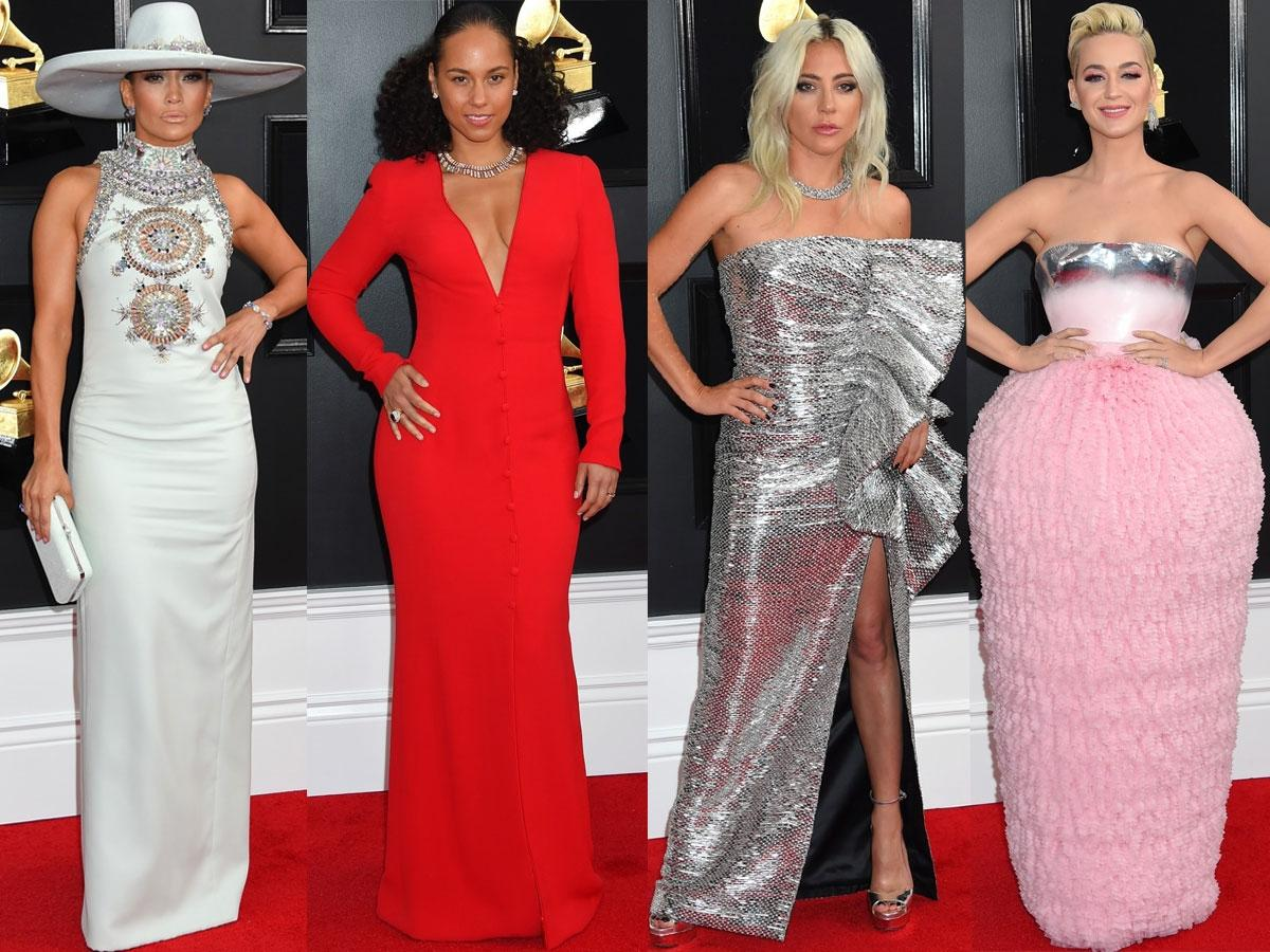 Gwiazdy na rozdaniu Grammy 2019