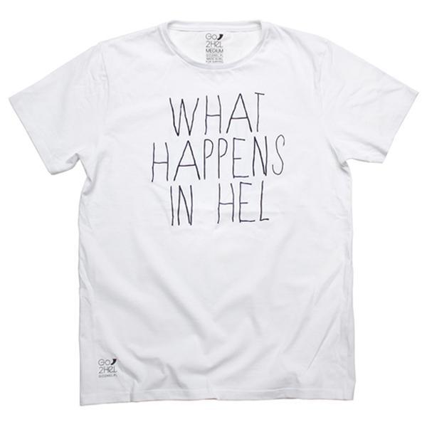 T-Shirt Go2Hel