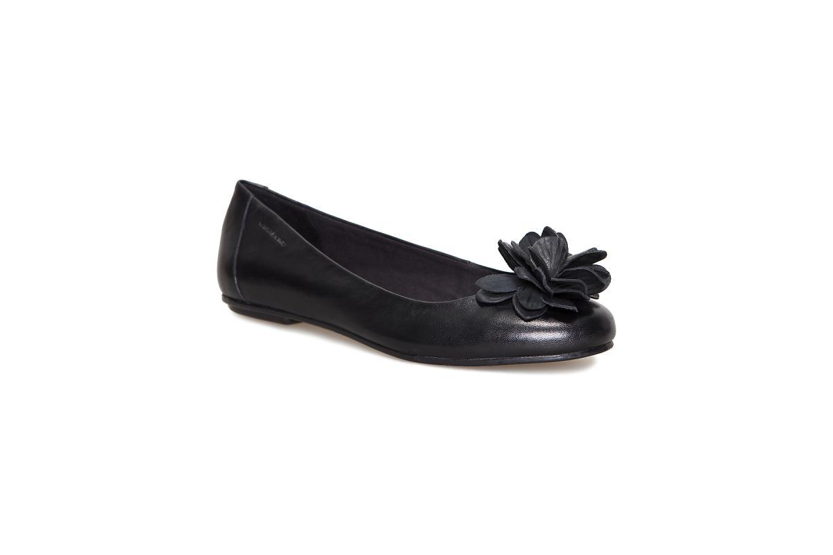 czarne baleriny Vagabond - kolekcja wiosenno/letnia