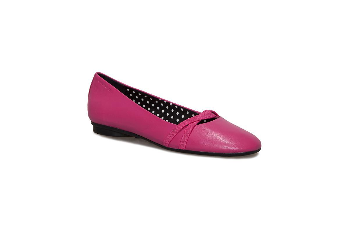 różowe baleriny Vagabond - wiosenna kolekcja