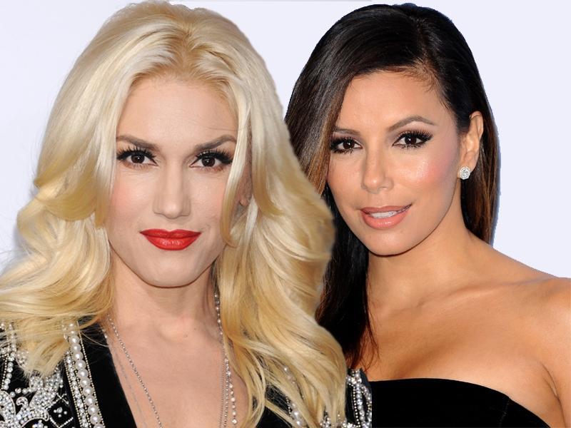 makijaże gwiazd, najpiękniejsze makijaże gwiazd zagranicznych 2012, gwiazdy międzynarodowe 2012