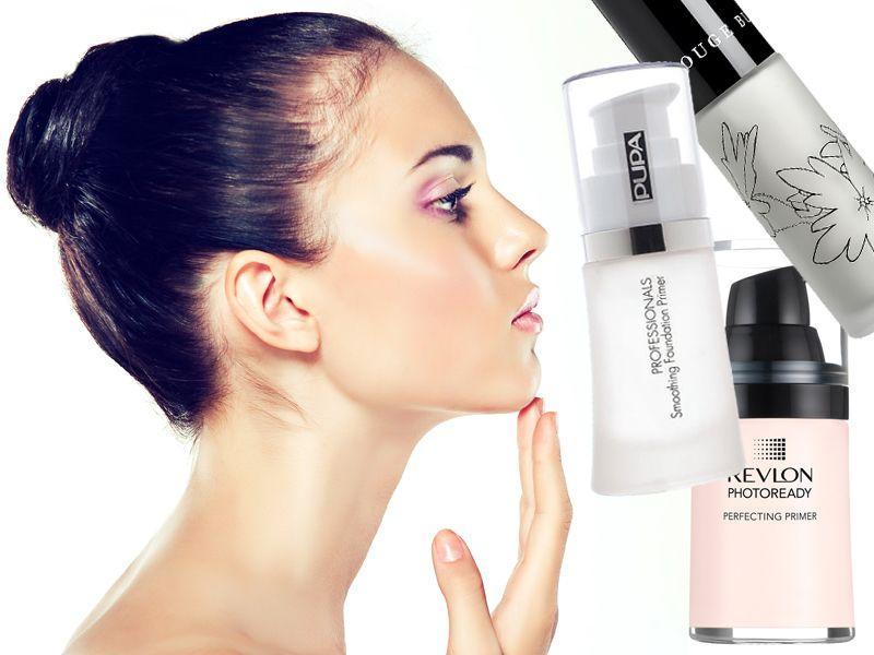 Najlepsze bazy pod makijaż - przegląd