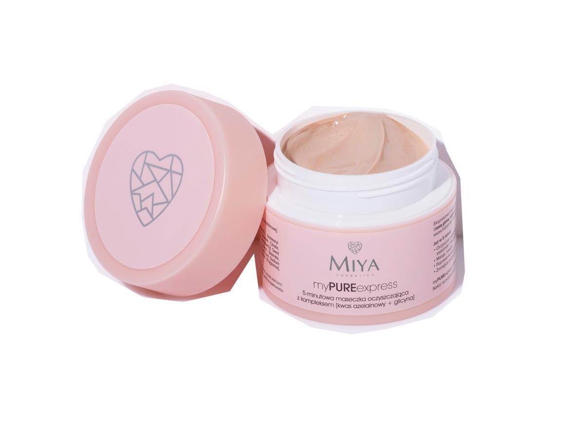 5-minutowa maseczka oczyszczająca MIYA Cosmetics, cena
