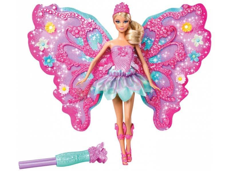 Lalka Barbie Kwiatowa Wróżka