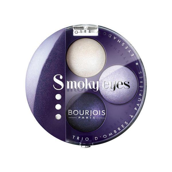 Cienie do powiek Smoky eyes Bourjois, cena