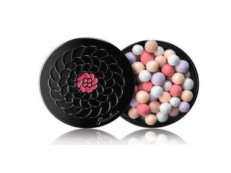 Puder rozświetlający, Meteoryty crazy pearls, Guerlain cena: 219 zł
