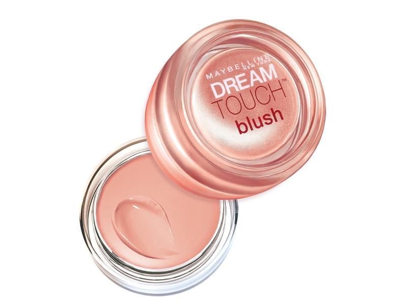 Róż w musie, Dream touch blush, Maybelline, cena: 33 zł