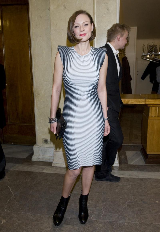 Magdalena Boczarska - Najlepsze stylizacje gwiazd w 2010 roku