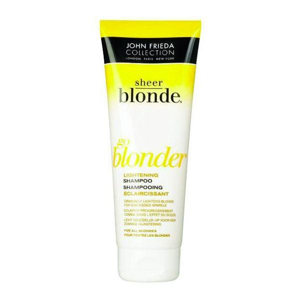 Szampon dla blondynek Go Blonde John Frieda, cena