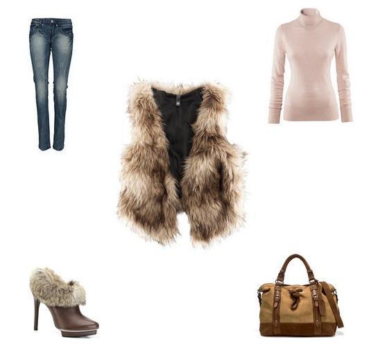 stylizacja jesień-zima 2011/2012, casual
