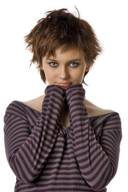 Najmodniejsze fryzury młodzieżowe - GALERIA