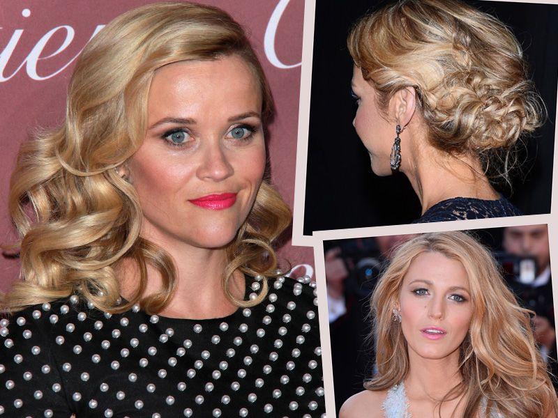Najmodniejsze fryzury na studniówkę 2015