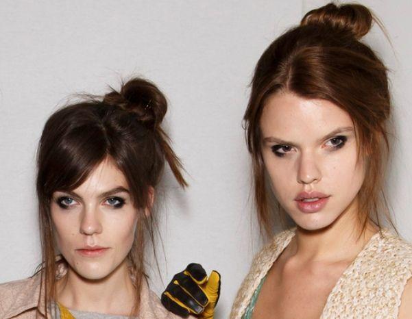 Najmodniejsze fryzury na wiosnę i lato 2016 - prosto z wybiegu