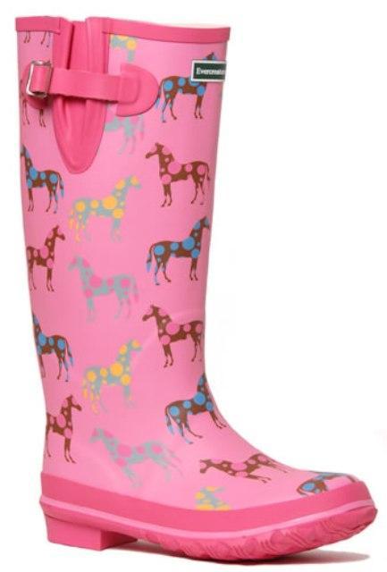 Ten model kaloszy znajdziecie na funky-wellington.boots.co.uk.