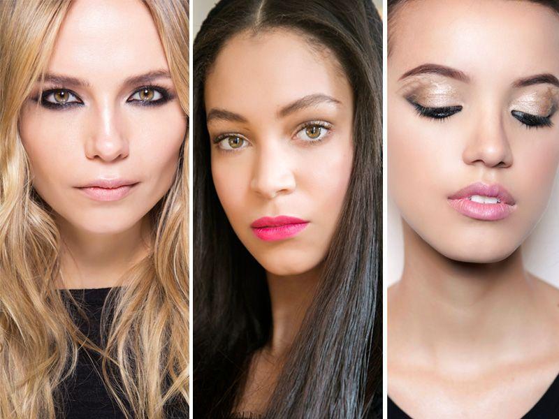 Najmodniejsze makijaże na jesień 2016!