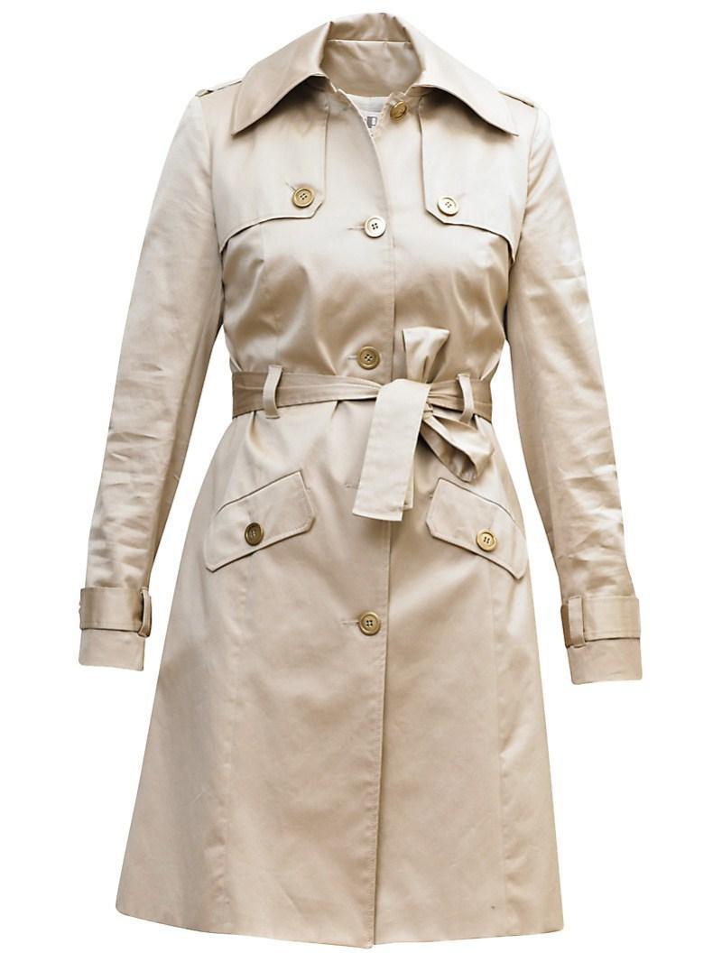 Najmodniejsze płaszcze i trencze na wiosnę 2011 - Top 50