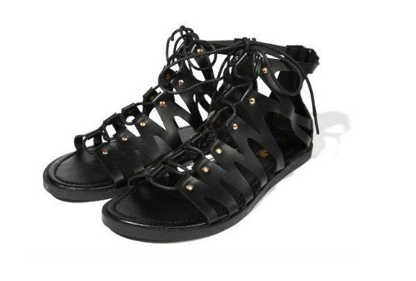 Sandały - rzymianki, Sinsay, cena: 59,99 zł