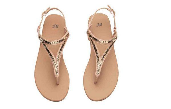Sandały, H&M, cena: 79,90 zł