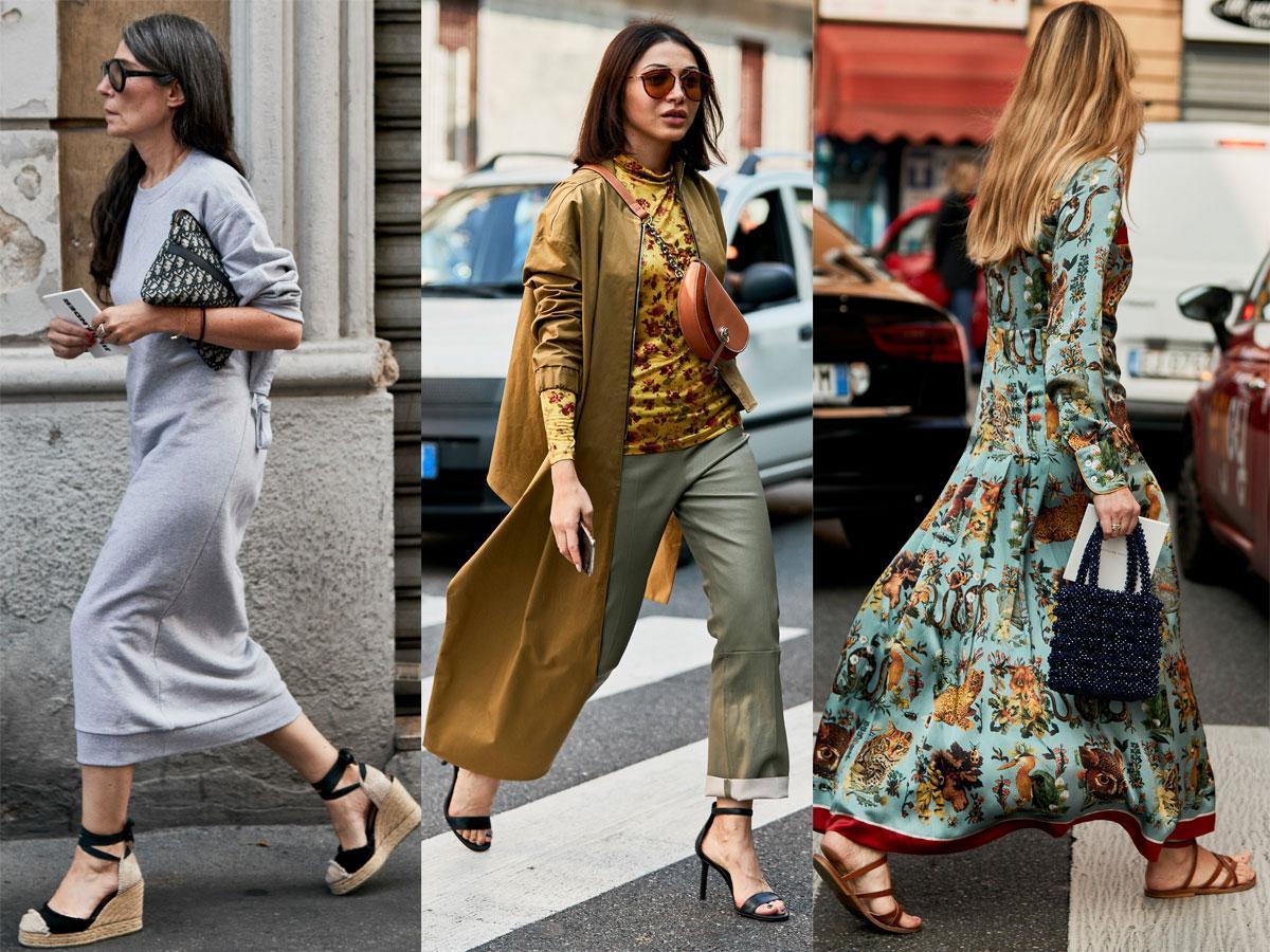 Przegląd modnych sandałków na lato 2019