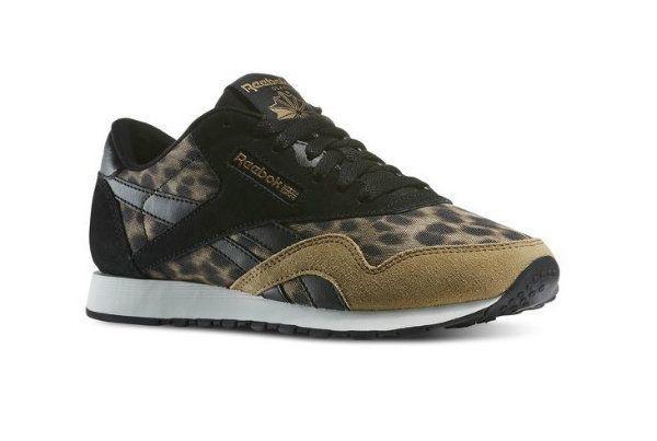 Sportowe buty CLASSIC NYLON WILD,, Reebook, cena: 279 zł
