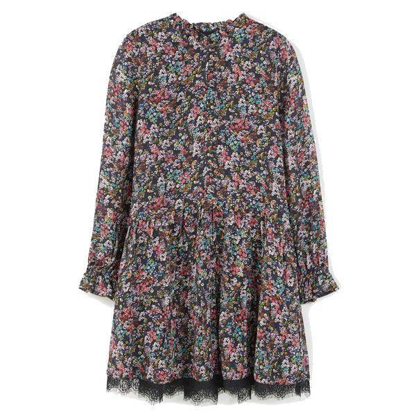 Sukienka w kwiaty Mango, cena