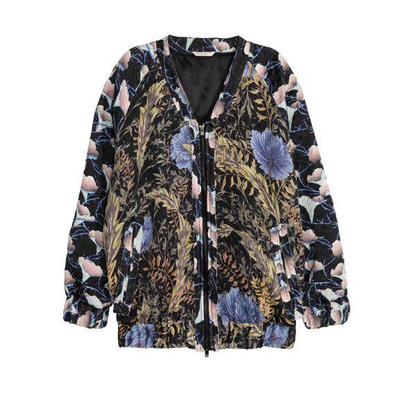 Bluzka w kwiaty H&M, cena