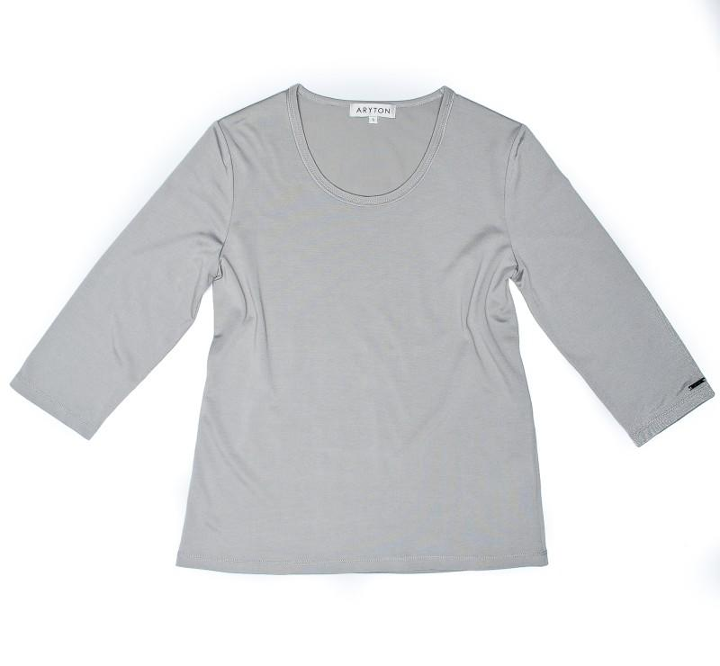 szara bluzka Aryton - wiosna/lato 2011
