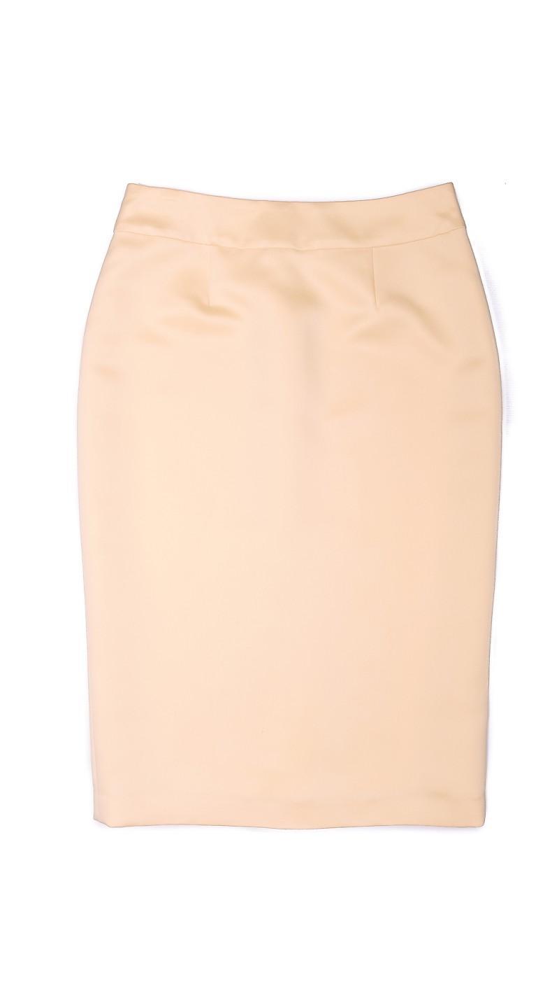 beżowa spódnica Aryton - wiosna/lato 2011