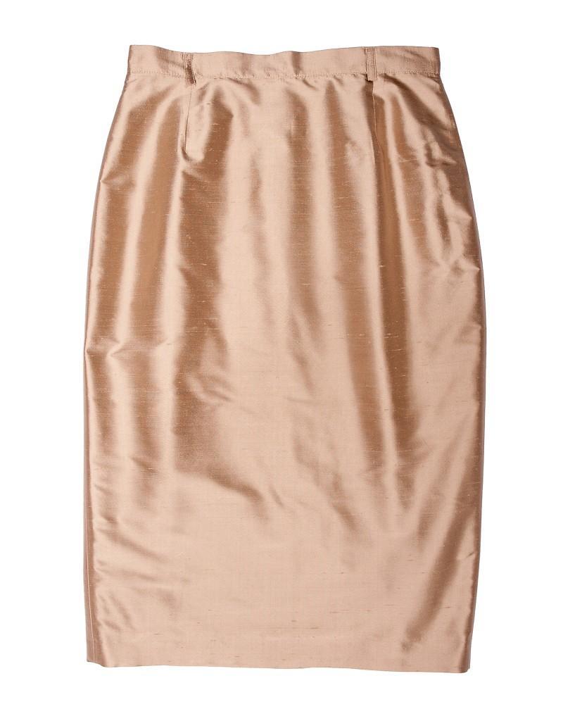 złota spódnica Aryton - wiosna/lato 2011