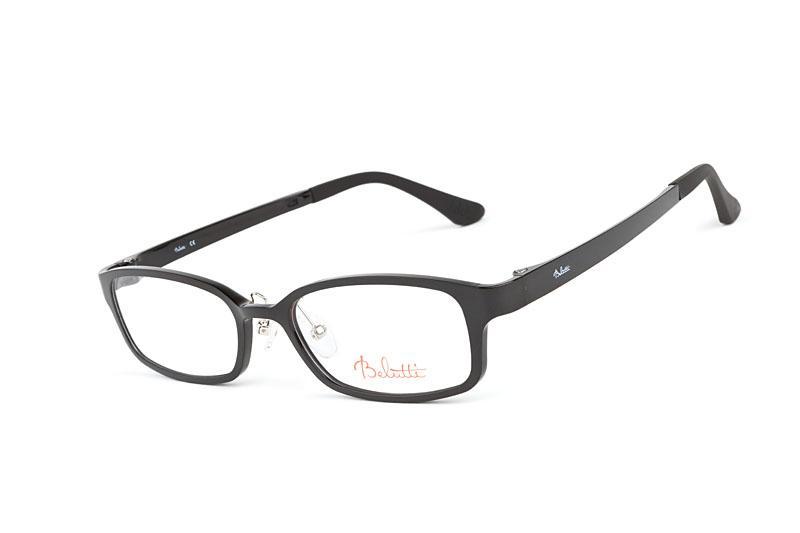 okulary Belutti w kolorze czarnym