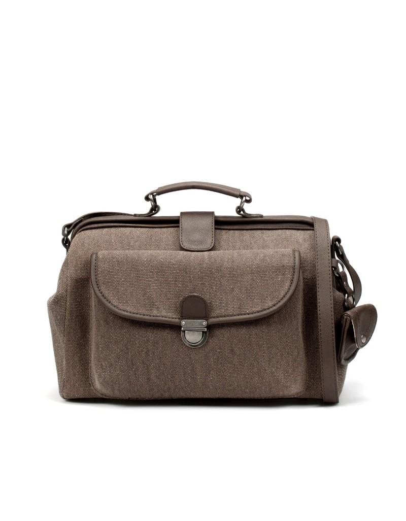 brązowa torebka ZARA - letnia kolekcja