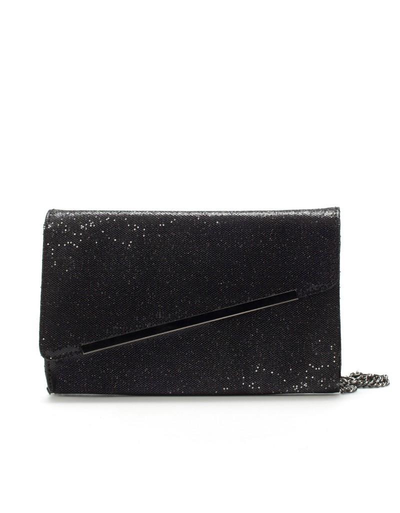 czarna kopertówka ZARA - trendy wiosna-lato