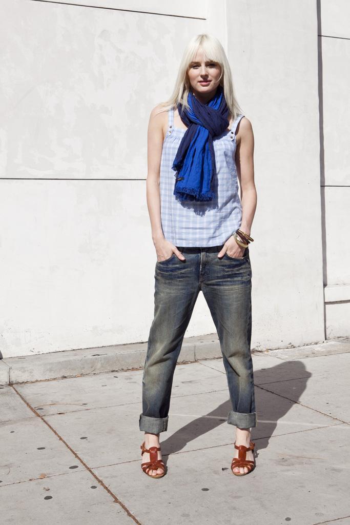 dżinsy Lee - wiosna-lato 2011