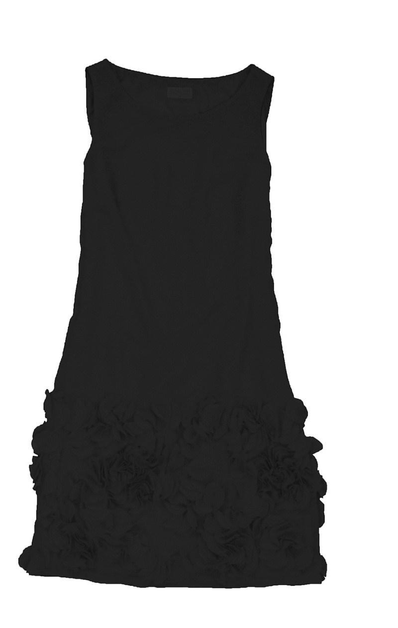 czarna sukienka Bialcon - lato 2011