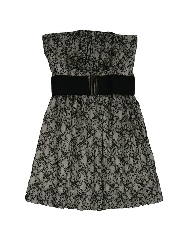 sukienka Bialcon we wzory - kolekcja letnia