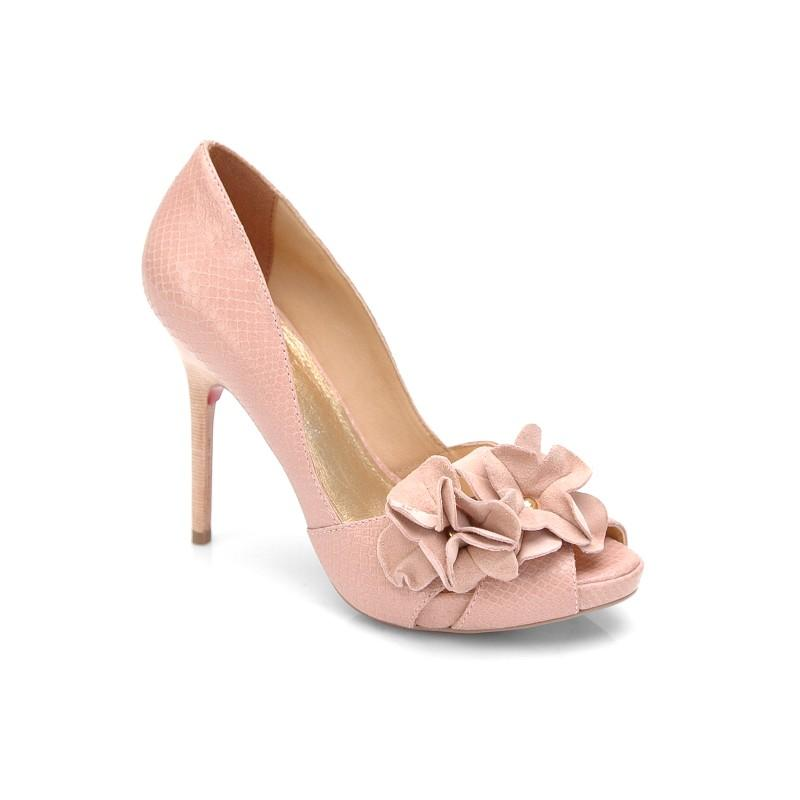 różowe szpilki Kazar - wiosenna kolekcja