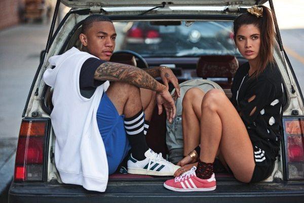 buty sportowe Adidas - moda 2013