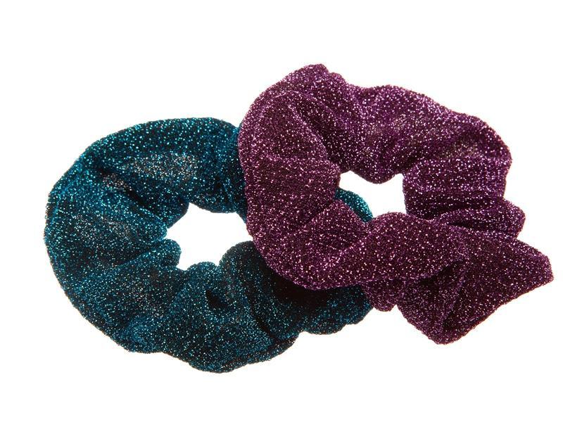 Kolorowe gumki, Glitter, cena: 19,90 zł